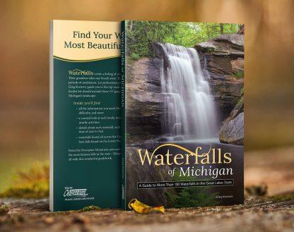 Michigan waterfalls book